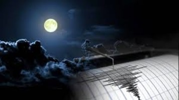 Terremoti sempre di notte