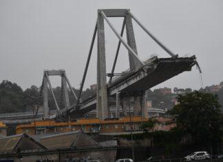 ponte Morandi a rischio