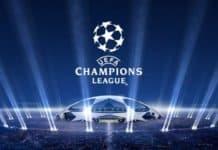 testo inno champions league