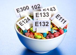Cosa sono gli additivi alimentari