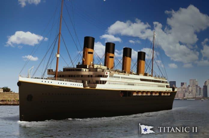 Titanic ritorna in mare