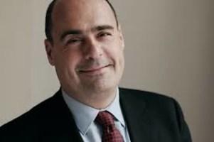 Zingaretti candidato leader del Pd