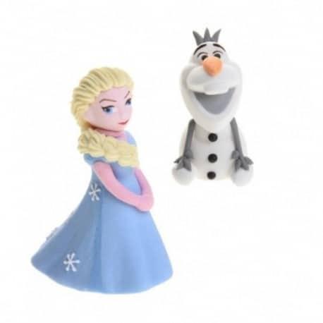 decorazione-Frozen-Torta