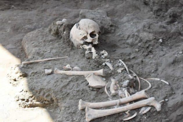 Data eruzione Pompei