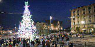 i napoletani scrivono una lettera a Babbo Natale