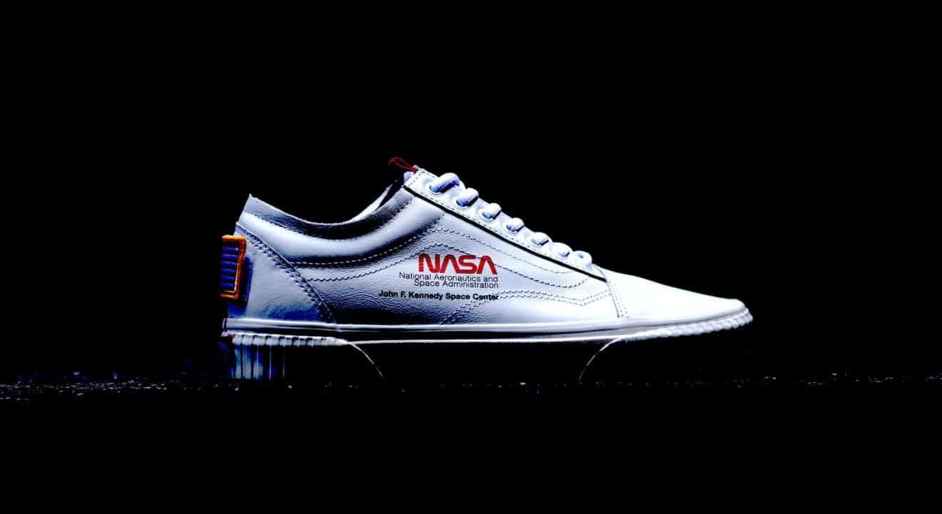 scarpe vans x nasa