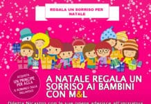 Lodandina di Regala un sorriso per Natale con M&L