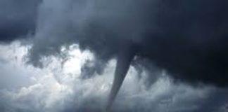 città italiane a rischio tornado