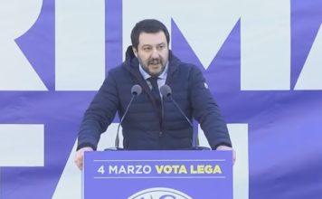 Inchiesta di Report su Salvini
