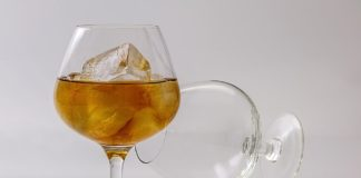 Brandy cognac acquavite e grappa