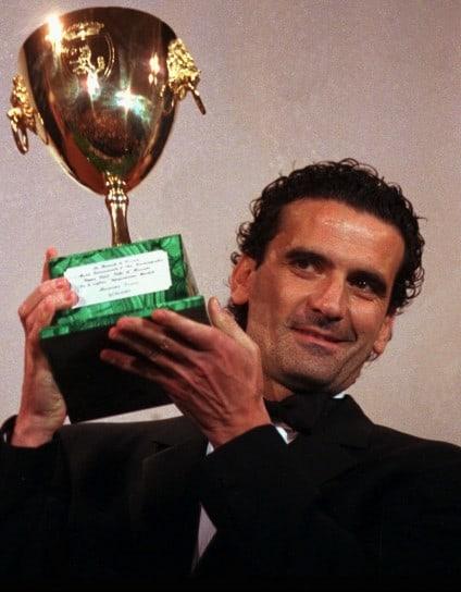 Massimo Troisi tifava per la Roma