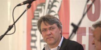 Maurizio Landini leader CGIL