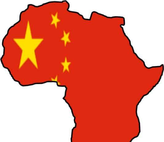 Cina sta colonizzando