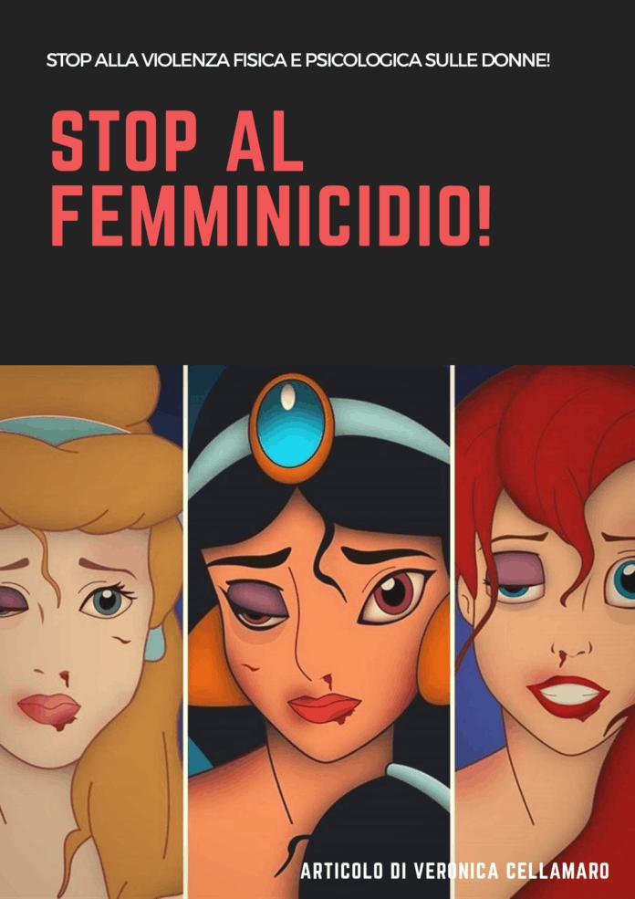 Stop al femminicidio