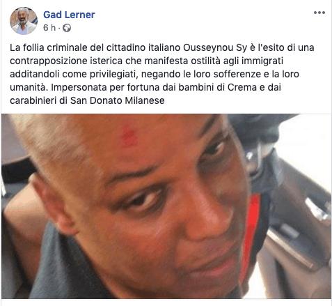 Dedicato a Gad Lerner