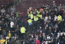 violenza nel mondo del calcio