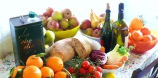 Babbo Natale e la dieta mediterranea