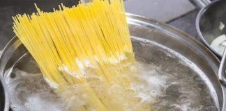 cuocere la pasta senza fuoco