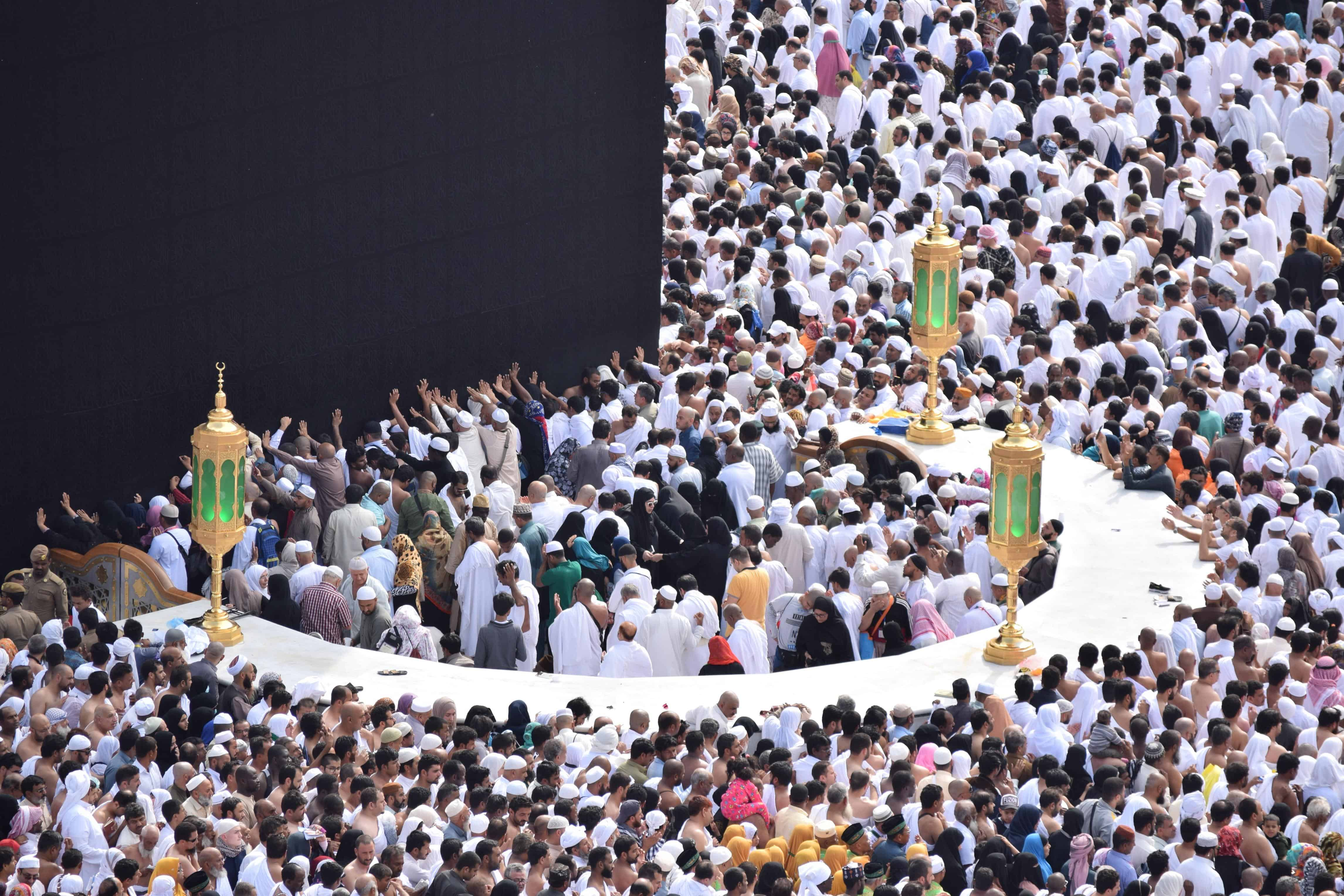 Women Doing Umrah and Hajj