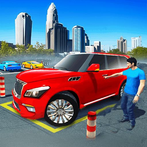 Prado Car Parking 3D