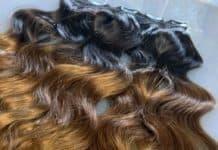estensioni dei capelli