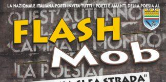 flash mob poetico