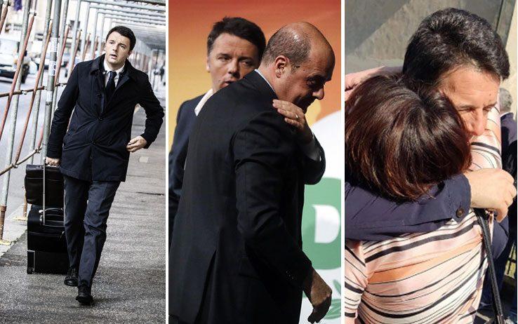 Matteo Renzi lascia il PD