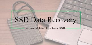 ssd deleted file recovery
