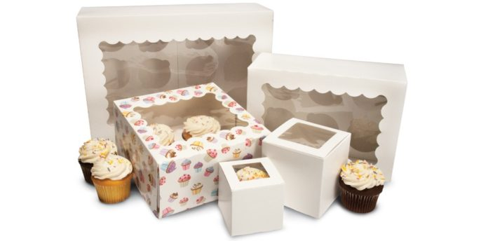 Custom Cupcake Boxes Wholesale