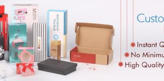 Custom Retail Boxes Wholesale