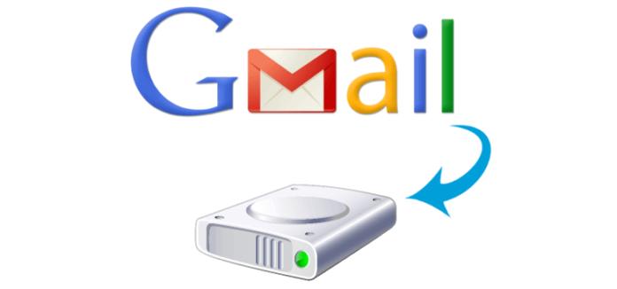 Archiver mail Gmail sur Disque Dur