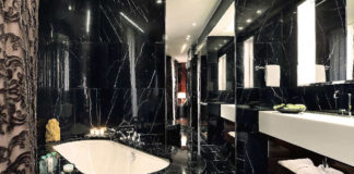 black-marble-bathroom