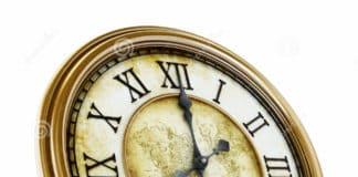 orologio antico-illustrazione-d-73584501