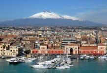 Catania tra Cibo e Lava