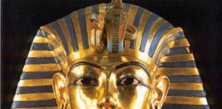 maschera di Tutankhamon