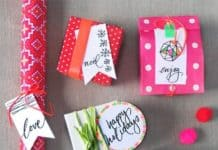 perfect colorful Tags Printing