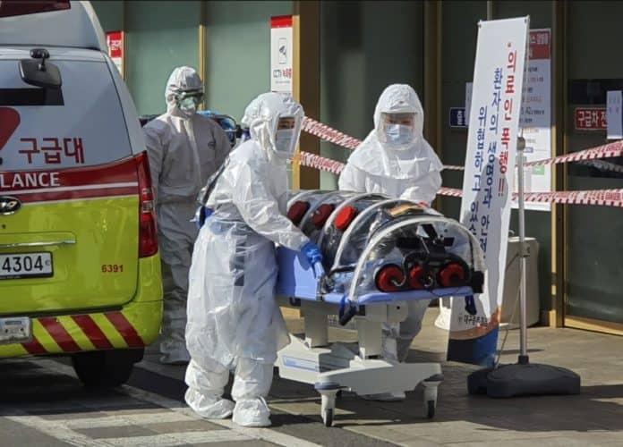 Coronavirus in Corea del Sud