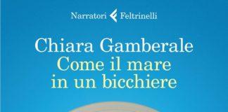 Chiara Gamberale il mare in un bicchiere