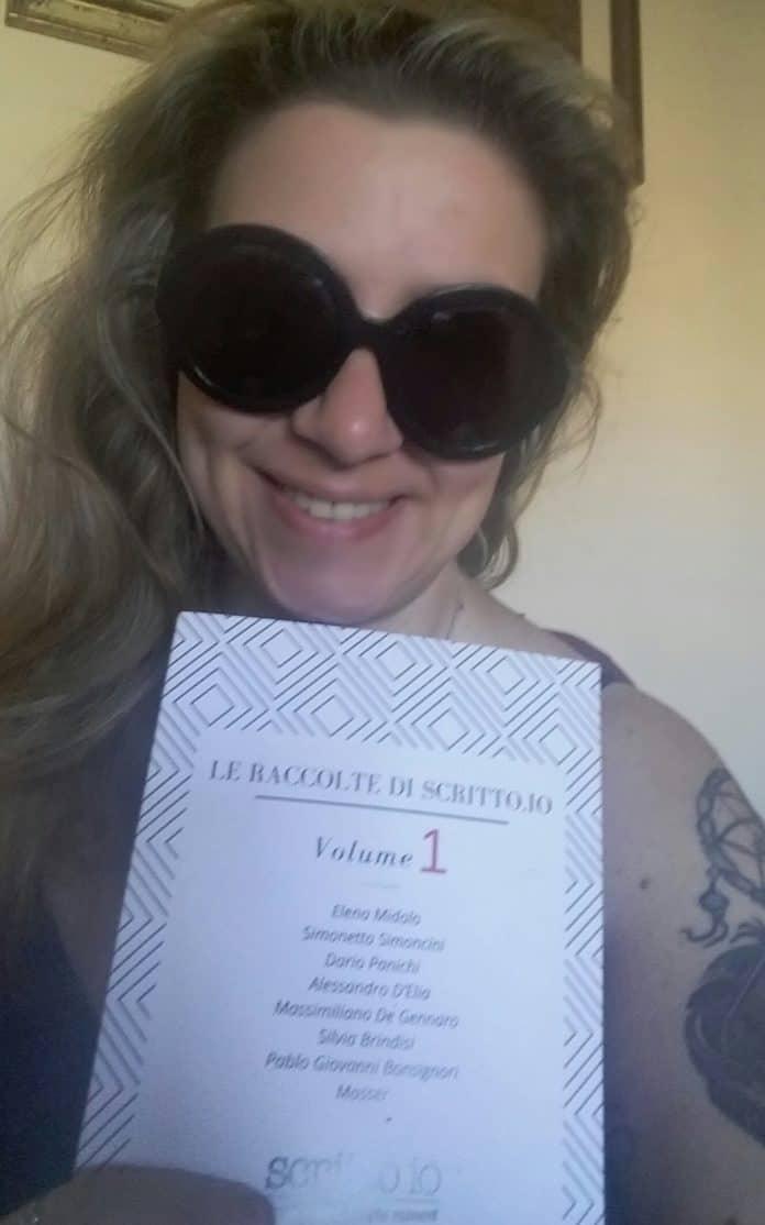 Autrice Silvia Brindisi le raccolte di scritto.io