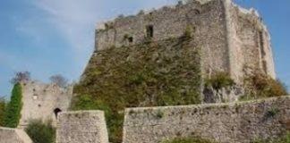La donna fantasma del castello di Vicalvi