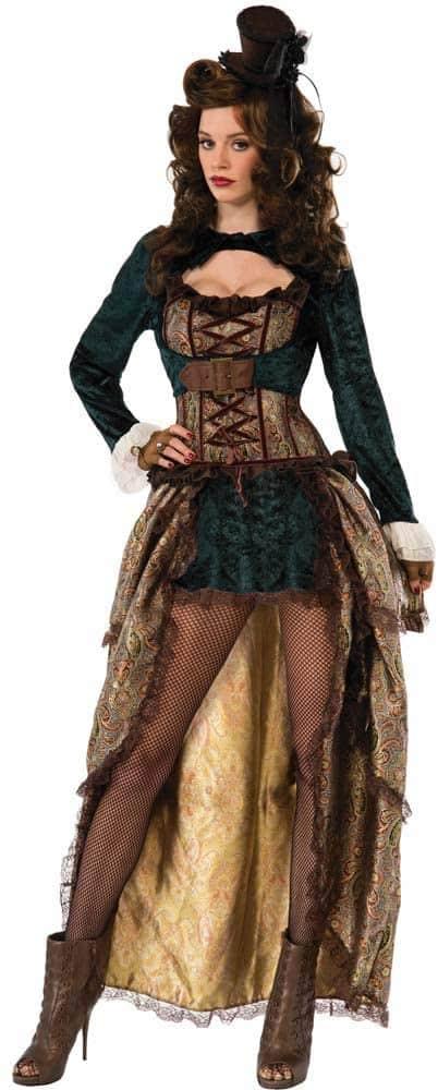 Abbigliamento steampunk