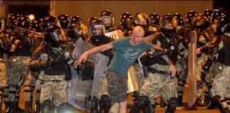 Rivoluzione in Bielorussia