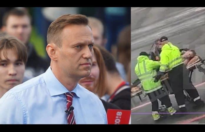 Alexej Navalny avvelanato a Omsk