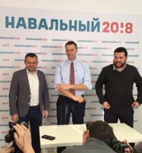 Navalny vince le elezioni