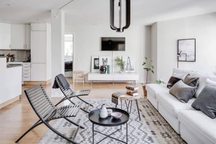 arredare casa in stile contemporaneo