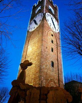 orologio della torre