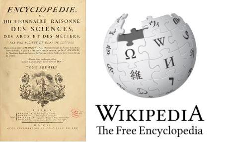 Enciclopedia vs Internet