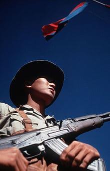 Beatrice e il soldato del Vietcong